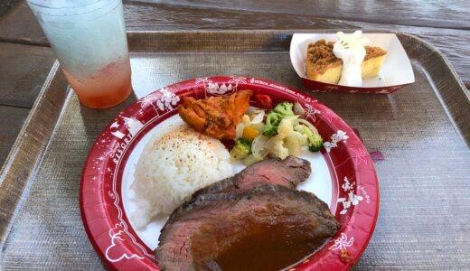 【TDS】肉厚ローストビーフをがっつり食べよう!シェフのおすすめセット紹介