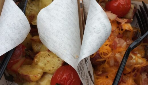 【TDS】ベイクドポテトが美味しい! ハドソンリバー・ハーベスト