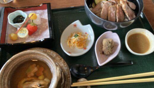 レストラン櫻の東京ディズニーシー20周年スペシャルセット実食レポ サーロインステーキに松茸の豪華な秋メニュー