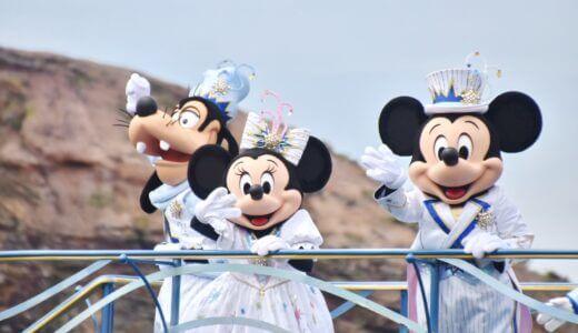 "TDS20周年の特別バージョンに!ミッキー&フレンズのハーバーグリーティング""タイム・トゥ・シャイン!"""