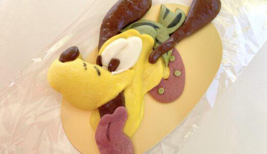 可愛いプルートのパン|チックタック・ダイナー「ディズニー・ハロウィーン2021」スペシャルブレッド