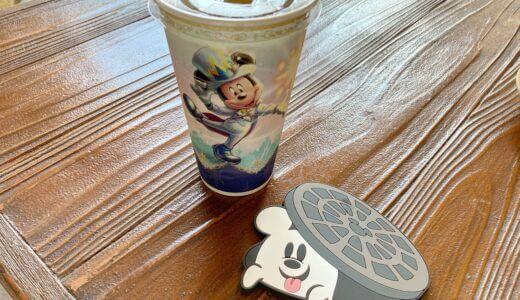 マンホールからミッキーおばけ!「ディズニー・ハロウィーン2021」スーベニアコースター
